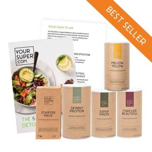 Your Superfoods Regular Bundles Detox Bundle