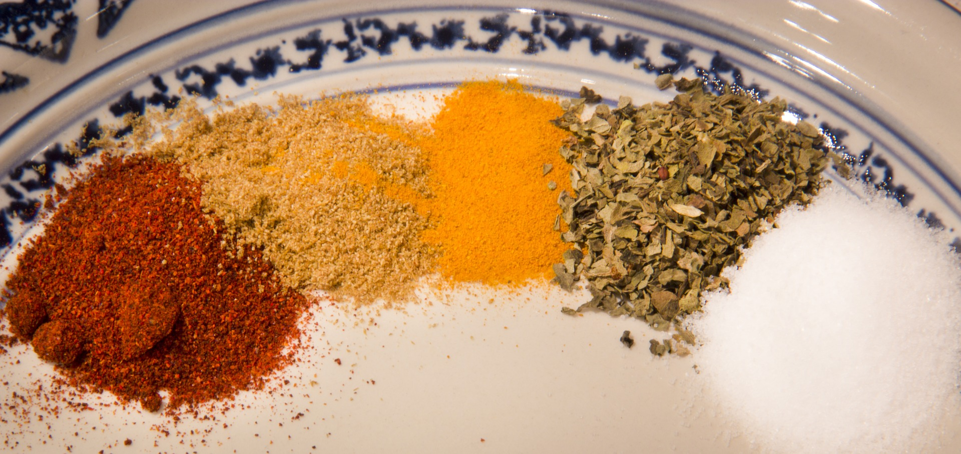The Health Benefits of Spices on A Weight Loss Journey